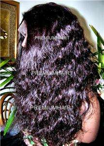 FULL LACE HUMAN HAIR INDIAN REMY WIG #2 BODY WAVE 26