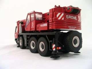 Grove GMK3055 Truck Crane   SCHOLPP   1/50   TWH