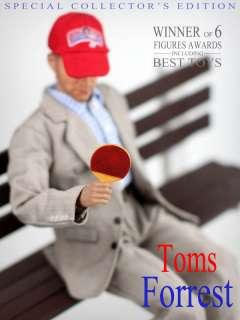 T07 BX 1/6 Toms Forrest Action Figure Box Set