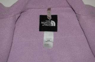 NORTH FACE DENALI FLEECE JACKET YOUTH GIRLS M. GOOD USED CONDITION