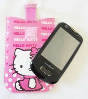 Cartoon Hello Kitty Mobile Cell Phone IPHONE Pouch Bag