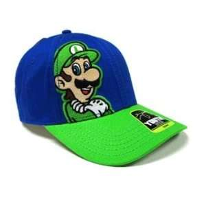 Super Mario  LUIGI Youth Size Baseball Cap   Adjustable