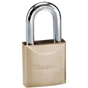 Master Lock 996DPF Solid Brass Padlock Keyed