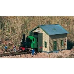 SHED   PIKO G SCALE MODEL TRAIN BUILDINGS 62044 Toys & Games