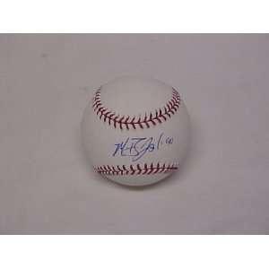 Madison Bumgarner Hand Signed Autographed San Francisco Giants