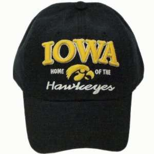 IOWA HAWKEYES OFFICIAL NCAA LOGO COTTON HAT CAP