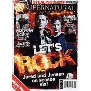 Supernatural Official Magazine #21 Newsstand Edition