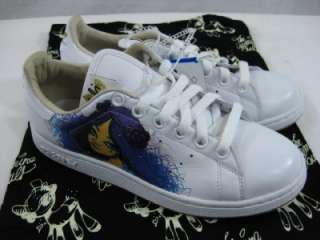 Adidas Original Fafi Stan Smith Women US 7.5 Shoe Bag White Cartoon
