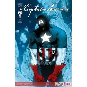 Captain America #16 Chuck Austen & Jae Lee Books