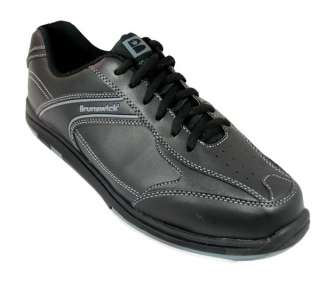 Brunswick Men FLYER Bowling Shoes Black