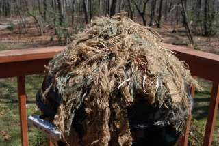 Hand Made Military Ghillie Suit, Sniper USMC ARMY SF