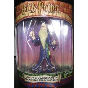 Harry Potter   3 Albus Dumbledore Hanging Ornament Figure