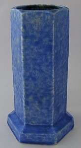 Beautiful Large Ruskin Art Pottery Vase 1930s Art Deco