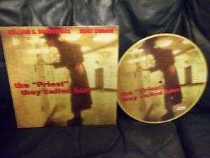 Kurt Cobain Nirvana WS Burroughs ep record Yellow etched vinyl rare