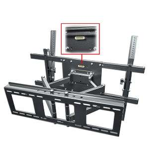36in   70in Plasma/LCD TV Articulating Wall Mount Bracket with Tilt