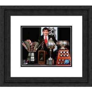 Framed Alexander Ovechkin Washington Capitals Photograph