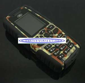 QUAD BAND LAND ROVER S8 MOBILE PHONE  CAMERA LONG STANDBY