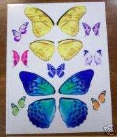 OOAK fairy art doll butterfly wing sheet Caressa NEW