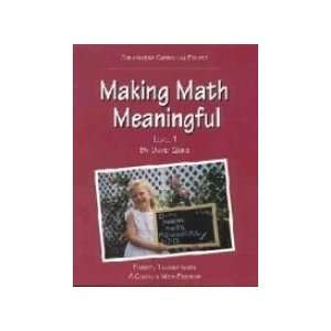Math Meaningful 1 Student Book (9780012066881) David Quine Books