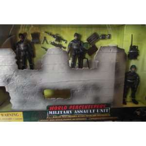 World Peacekeepers Military Assault Unit Lookout Building Version