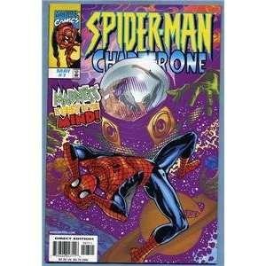 ONE NO. 7 MARVEL COMICS! (SPIDER MAN CHAPTER ONE) JOHN BYRNE Books