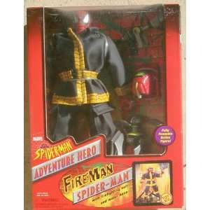 Fireman Spider Man: Toys & Games
