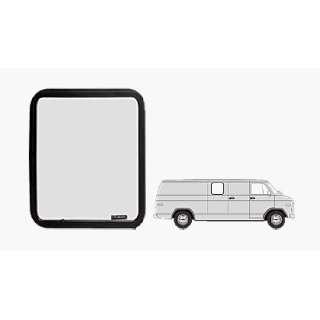 Window   Side Hinged Door 1971 1996 Chevy/GMC Vans 13 5/8 x 17 1/2