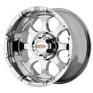 Moto Metal Series MO955 Chrome Wheel (16x8/8x6.5)