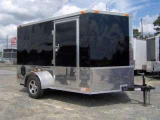 12 ft enclosed cargo trailer harley Davidson decal 6x10 ramp door toy
