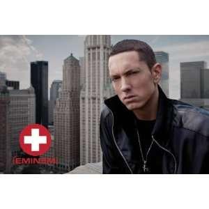 Music   Rap / Hip Hop Posters Eminem   Skyline   23.8x35.7 inches