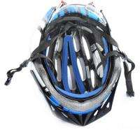 NEW Cycling Bicycle Adult Bike Handsome Helmet Blue