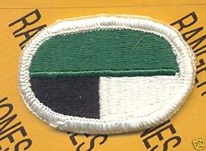 1st Special Operations Cmd Airborne SOCOM oval patch #2