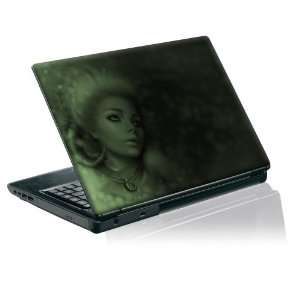 19 inch Taylorhe laptop skin protective decal green with