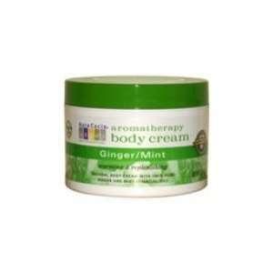Aura Cacia Body Cream Ginger/Mint 8 Oz Health & Personal