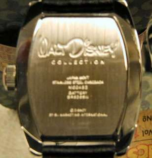 Disney Collectible Mickey Mouse Watch & Tin Men / Women