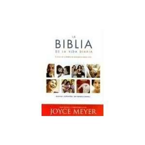 Biblia De La Vida Diaria   Leather (Spanish Edition