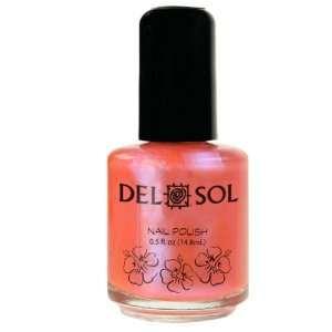 Del Sol   Color Changing Nail Polish   Secret Crush Beauty