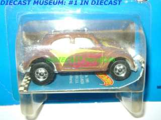 VW VOLKSWAGEN BEETLE BUG CONVERTABLES HOT WHEELS RARE