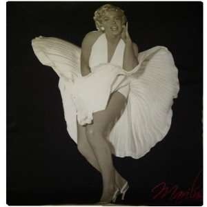 Marilyn Monroe Panel Fleece Blanket Throw