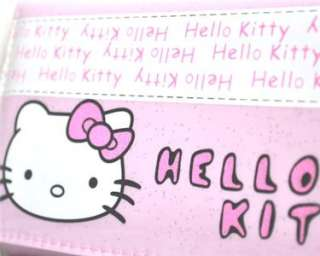 NEW SANRIO HELLO KITTY LONG WALLET PURSE COIN BAG P37 P