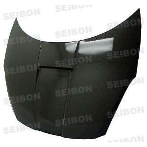 SEIBON CARBON FIBER HOOD OEM HD0005TYCEL OE: Automotive