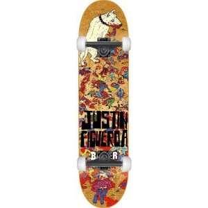 Super Jack Complete Skateboard   8.25 w/Mini Logos: Sports & Outdoors