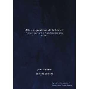 linguistique de la France. Notice, servant a lintelligence des cartes