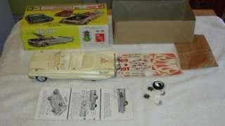 1960 AMT Buick 3   1 Customizing Convertible kit Promo Car Promotional