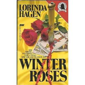 Winter Roses. A Crime Court Mystery. Lorinda Hagen  Books