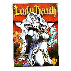 Lady Death Between Heaven & Hell #4 Chaos: No information