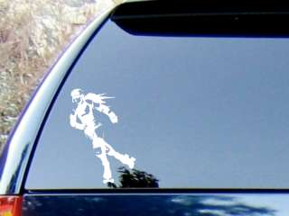 Roller Derby Vinyl Decal Sticker / Color HIGH QUALITY