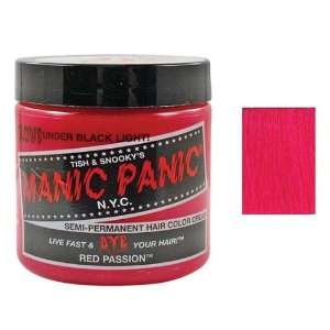 Manic Panic   Red Passion Cream Hair Color: Home & Kitchen