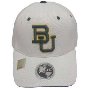 BAYLOR BEARS OFFICIAL NCAA LOGO ONE FIT PERFORMANCE HAT CAP