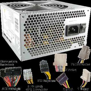 Dell XPS 430 NEW Power Supply Upgrade FSP600 80GHN